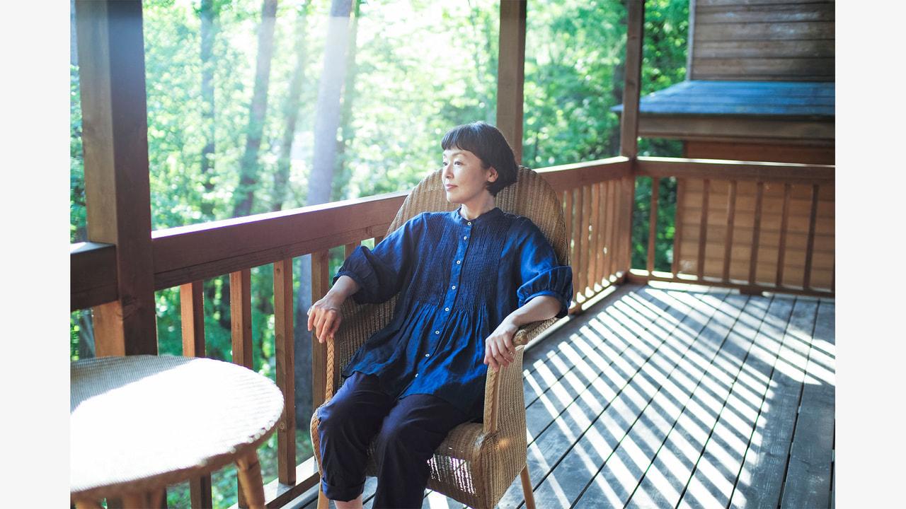小林聡美が主演のドラマ『ペンションメッツァ』がWOWOWで放送決定!