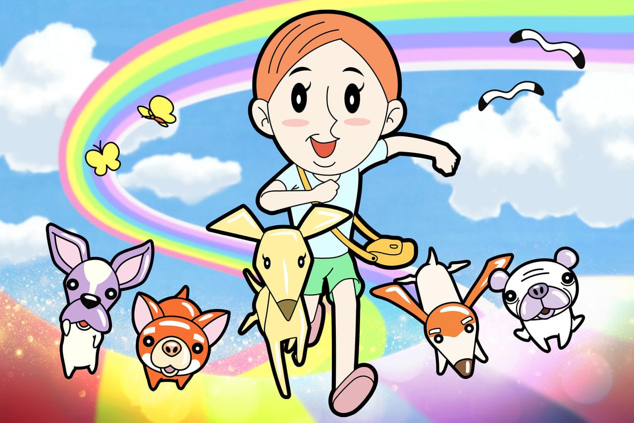 坂上忍原作のアニメ映画『リクはよわくない』の公開日と主題歌が決定!