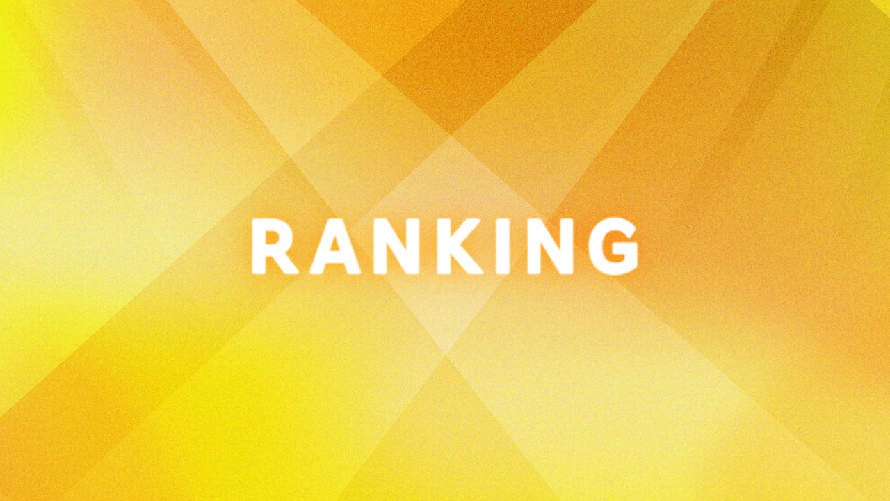 Rakuten TV 先週の販売本数ランキング(1/11〜1/17)